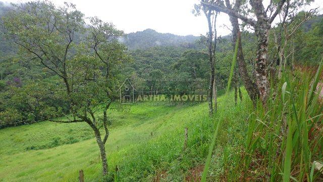 Lindo terreno com linda vista das montanhas, excelente para construção de pousada ou casa de campo
