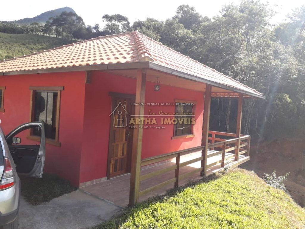 Vendo lindo chalé, novo pertinho centro de Lumiar em local reservado e residencial